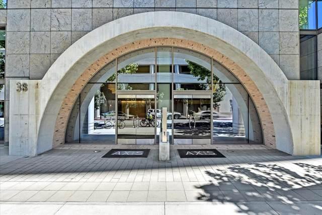 38 Almaden Boulevard #1202, San Jose, CA 95110 (#ML81854171) :: Doherty Real Estate Group