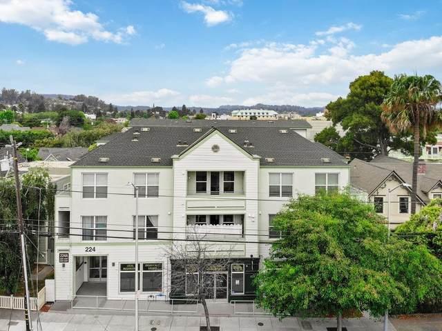 224 Laurel Street A206, Santa Cruz, CA 95060 (#ML81853773) :: Necol Realty Group