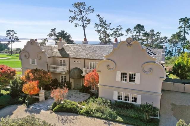 3410 17 Mile Drive, Pebble Beach, CA 93953 (#ML81853794) :: Robyn Icenhower & Associates