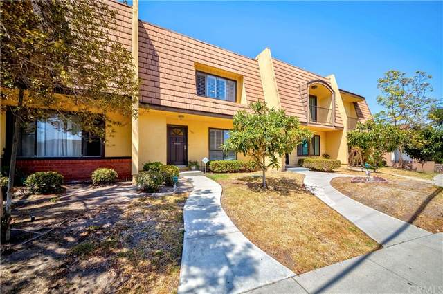 3431 W 171st Street #13, Torrance, CA 90504 (#PW21158255) :: The Miller Group