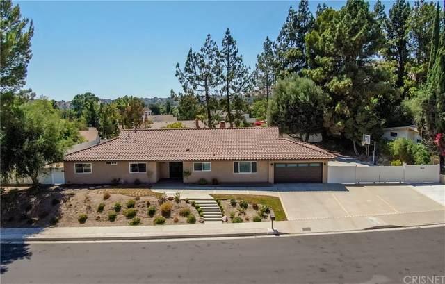 12425 Kenny Drive, Granada Hills, CA 91344 (#SR21160305) :: Robyn Icenhower & Associates