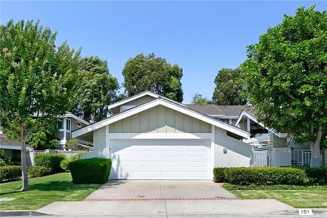 101 Lakeshore #48, Irvine, CA 92604 (MLS #OC21160018) :: CARLILE Realty & Lending