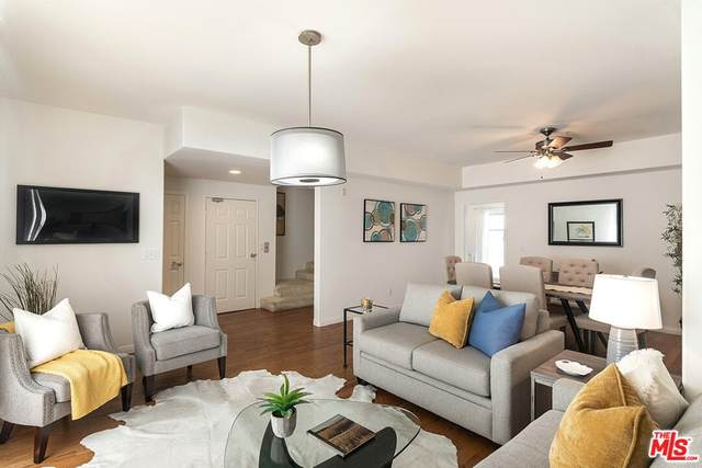 14554 Dickens Street #102, Sherman Oaks, CA 91403 (#21761804) :: The Marelly Group | Sentry Residential