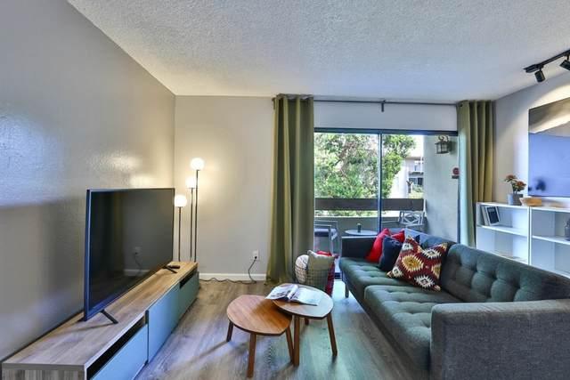 424 Orange Street #204, Oakland, CA 94610 (#ML81854627) :: The Kohler Group