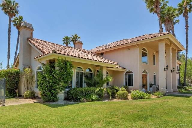 15071 Huntington Gate Drive, Poway, CA 92064 (#NDP2108526) :: Steele Canyon Realty