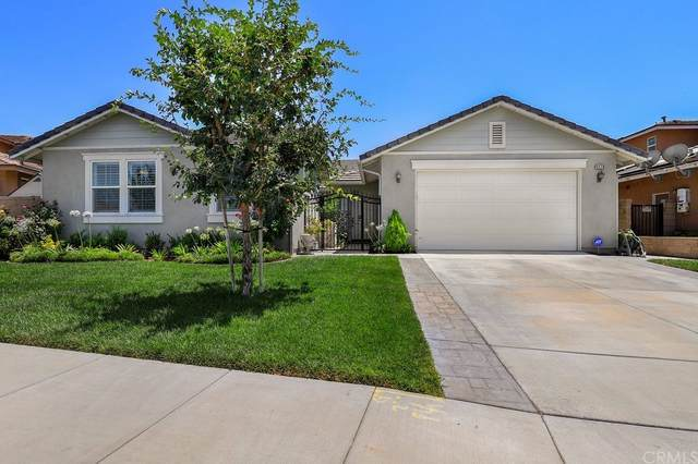 6826 Thistle Street, Eastvale, CA 92880 (#IV21158752) :: The Marelly Group | Sentry Residential