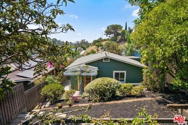 2306 Loma Vista Place, Los Angeles (City), CA 90039 (#21761416) :: Latrice Deluna Homes