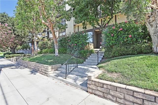 21241 Lassen Street #2, Chatsworth, CA 91311 (#SR21159786) :: Eight Luxe Homes
