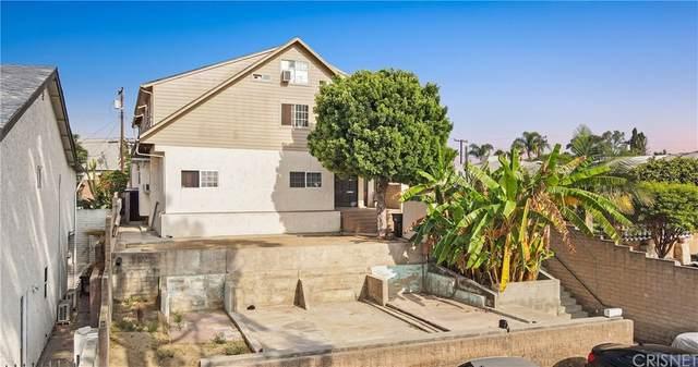 20619 Kenwood Avenue, Torrance, CA 90502 (#SR21160506) :: Mark Nazzal Real Estate Group