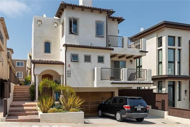 429 11th Street, Hermosa Beach, CA 90254 (#SB21160649) :: Cochren Realty Team | KW the Lakes