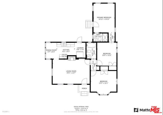 2006 S Spaulding Avenue, Los Angeles (City), CA 90016 (#21763232) :: The Marelly Group   Sentry Residential