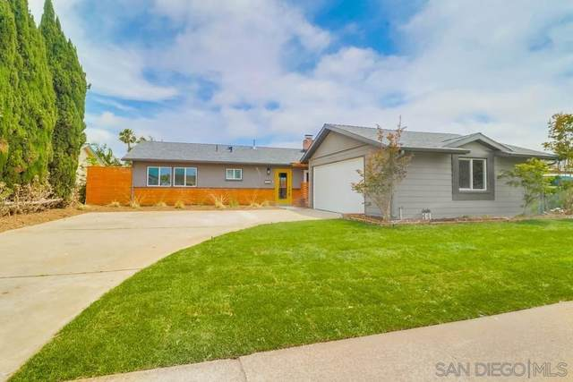 8853 Heraldry St., San Diego, CA 92123 (#210020624) :: Doherty Real Estate Group
