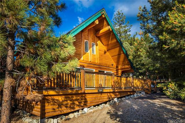15413 Acacia Way, Pine Mountain Club, CA 93225 (#SR21159857) :: Twiss Realty