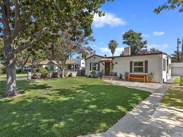 4585 Rosewood Place, Riverside, CA 92506 (#CV21160601) :: The DeBonis Team