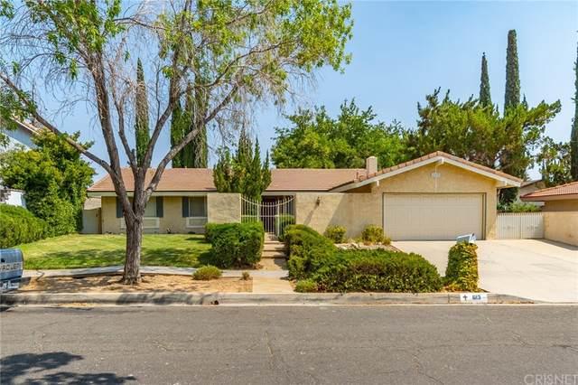 613 Fantasy Street, Palmdale, CA 93551 (#SR21157692) :: Doherty Real Estate Group