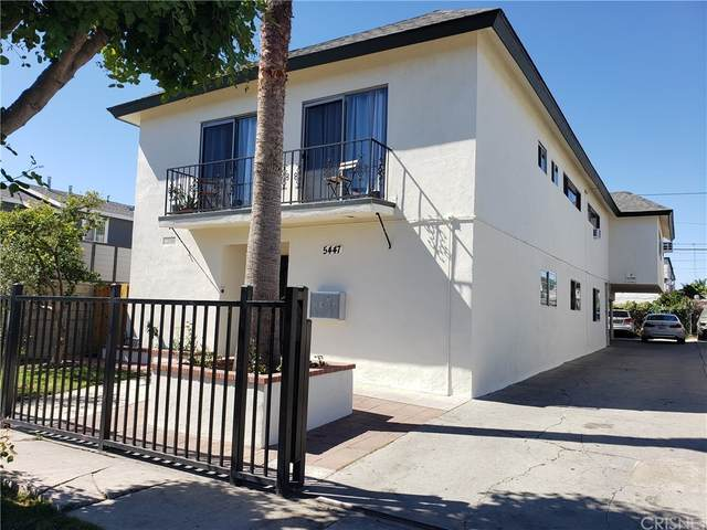 5447 Geer Street, Los Angeles (City), CA 90016 (#SR21160111) :: The Marelly Group   Sentry Residential