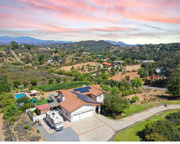 16439 Sombra Del Monte, Ramona, CA 92065 (#PTP2105139) :: Doherty Real Estate Group