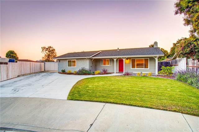 931 Rose Court, Grover Beach, CA 93433 (#PI21160734) :: The Marelly Group | Sentry Residential