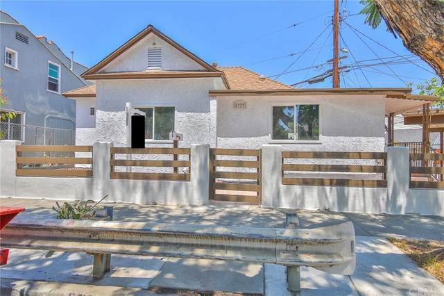 5777 Aldama Street, Highland Park, CA 90042 (#CV21160735) :: The Kohler Group