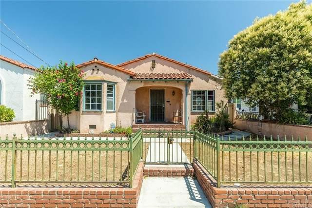 428 W 11th Street, San Pedro, CA 90731 (#SB21160730) :: Mark Nazzal Real Estate Group