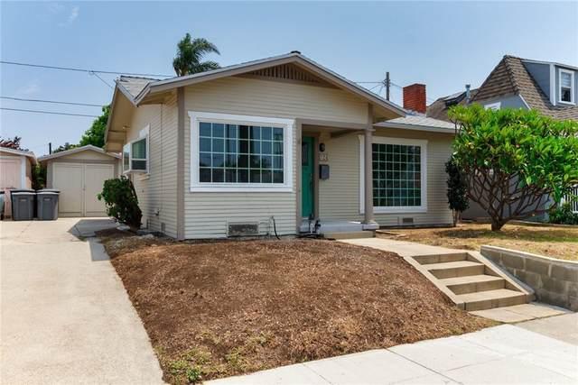 724 Border Avenue, Torrance, CA 90501 (#SB21148739) :: The Kohler Group