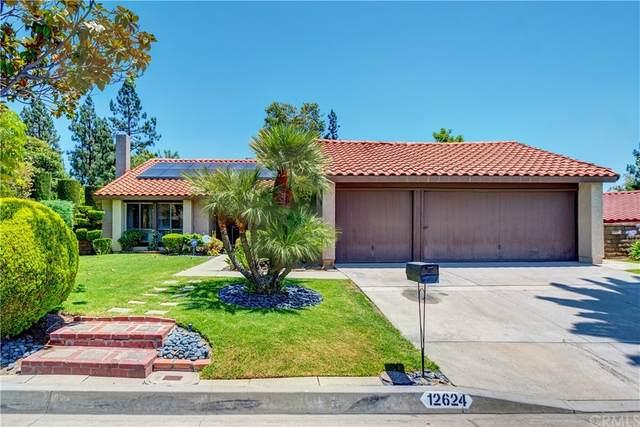 12624 Sparwood Lane, La Mirada, CA 90638 (#PW21158745) :: Doherty Real Estate Group