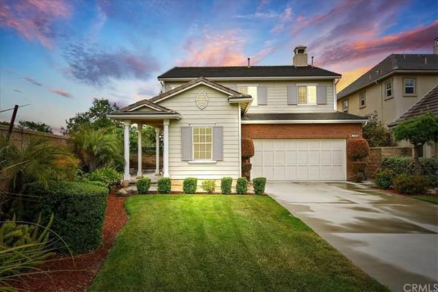 1440 Gabriella Court, Upland, CA 91784 (#CV21138541) :: Latrice Deluna Homes