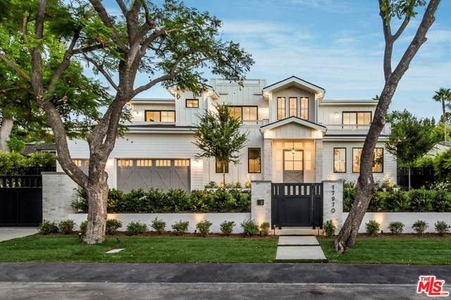 17970 Rancho Street, Encino, CA 91316 (#21749200) :: Swack Real Estate Group | Keller Williams Realty Central Coast