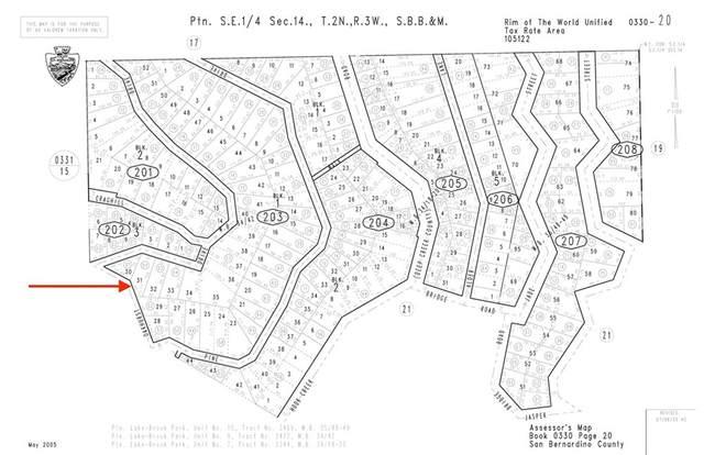 0 Oakhurst Drive, Cedar Glen, CA 92321 (#EV21160810) :: Latrice Deluna Homes
