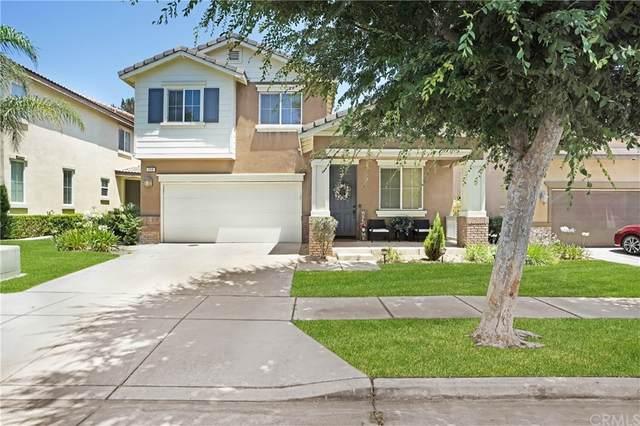 1119 N Park Ave, Rialto, CA 92376 (#CV21156035) :: Jett Real Estate Group