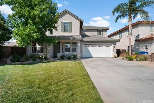 40707 Pebble Beach Drive, Palmdale, CA 93551 (#SR21160817) :: Doherty Real Estate Group