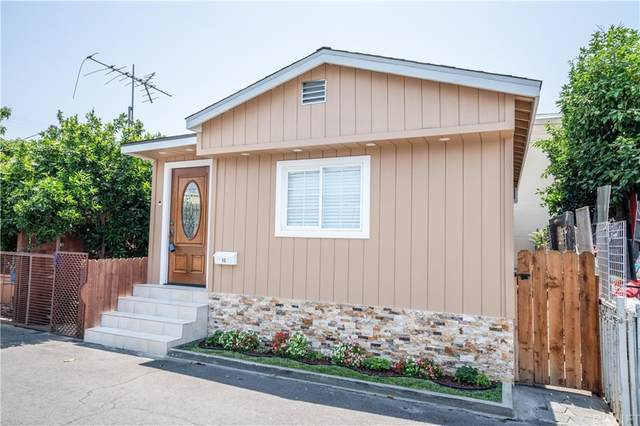 7337 Ethel Avenue #12, North Hollywood, CA 91605 (MLS #SR21159849) :: CARLILE Realty & Lending