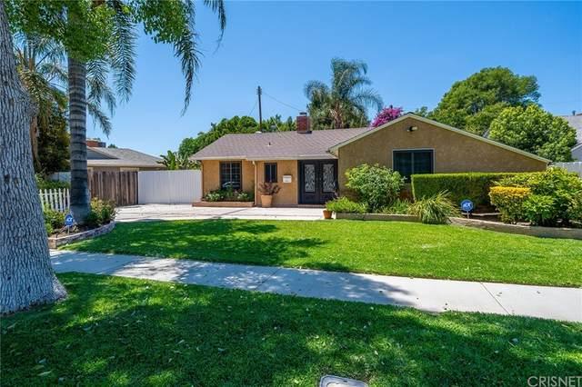 7835 Jutland Avenue, Northridge, CA 91325 (#SR21160726) :: The Kohler Group