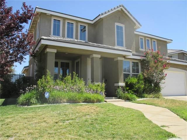 3017 Club Rancho Drive, Palmdale, CA 93551 (#SR21160847) :: Doherty Real Estate Group