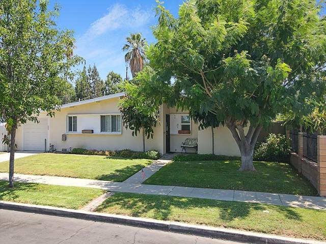 19432 Keswick Street, Reseda, CA 91335 (#SR21160856) :: Latrice Deluna Homes