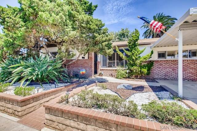 4025 Epanow Ave, Clairemont Mesa, CA 92117 (#210020656) :: Jett Real Estate Group
