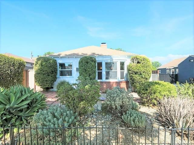5542 Strohm Avenue, North Hollywood, CA 91601 (MLS #SR21128924) :: CARLILE Realty & Lending
