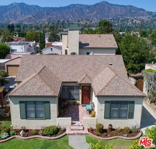 813 Patterson Avenue, Glendale, CA 91202 (#21763888) :: Latrice Deluna Homes