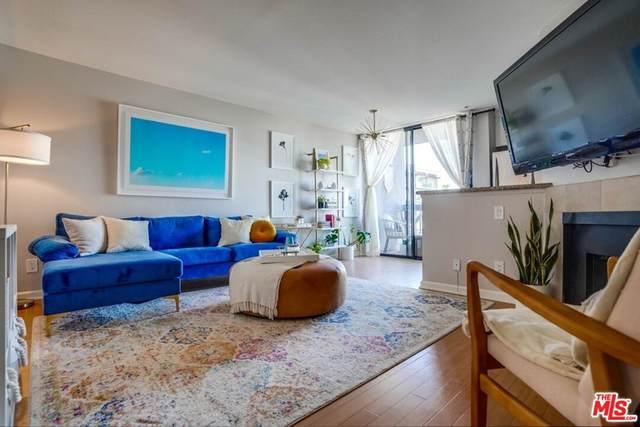 7320 Hawthorn Avenue #314, Los Angeles (City), CA 90046 (#21763838) :: Zutila, Inc.