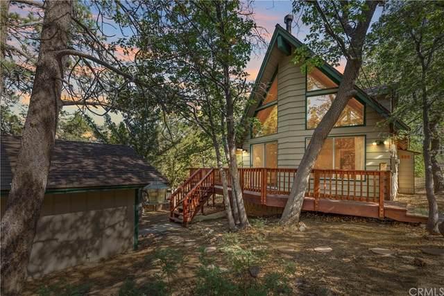 1429 Rockspray Drive, Big Bear, CA 92315 (#EV21155932) :: Cochren Realty Team | KW the Lakes