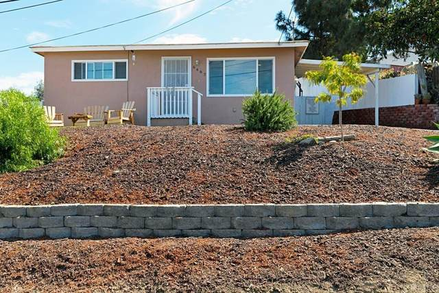 6467 Eleanor Drive, San Diego, CA 92114 (#PTP2105147) :: Robyn Icenhower & Associates