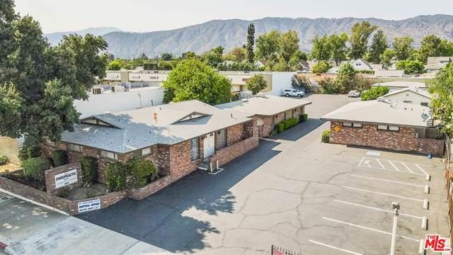 849 E Route 66, Glendora, CA 91740 (#21764096) :: Jett Real Estate Group