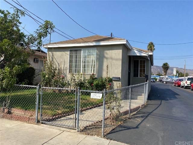 1539 Celis, San Fernando, CA 91340 (#SR21159261) :: Hart Coastal Group