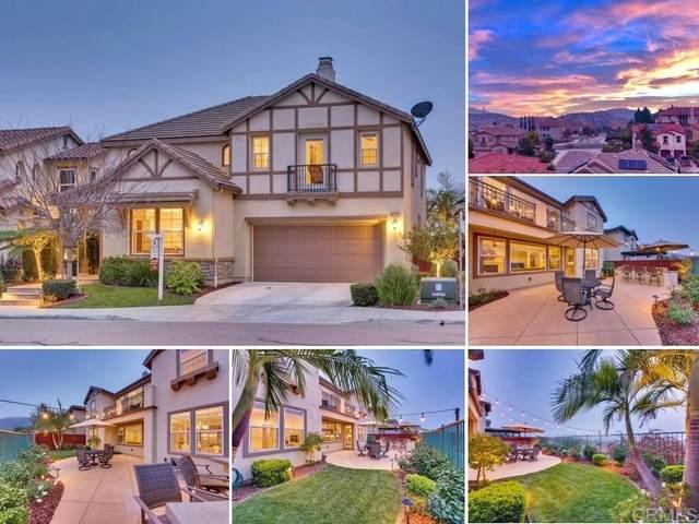 892 Chandelier Court, San Marcos, CA 92078 (#NDP2108550) :: Jett Real Estate Group
