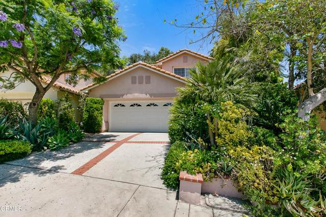 838 Calle La Primavera, Glendale, CA 91208 (#P1-5844) :: Wendy Rich-Soto and Associates