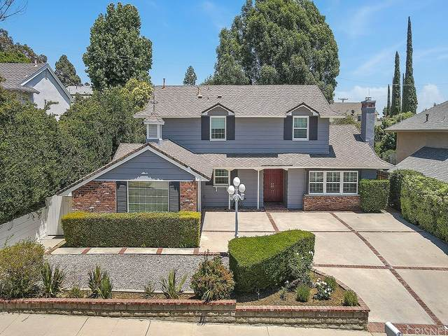 3430 Quincy Avenue, Simi Valley, CA 93063 (#SR21160825) :: The Marelly Group | Sentry Residential