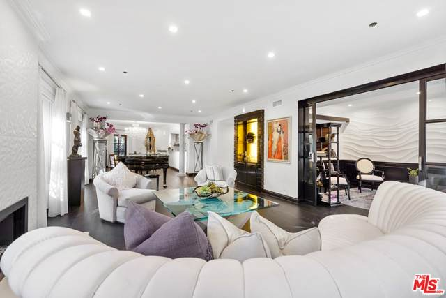 425 N Maple Drive #203, Beverly Hills, CA 90210 (#21763858) :: The Miller Group