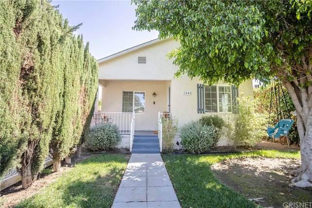 1343 Hewitt Street, San Fernando, CA 91340 (#SR21153075) :: Hart Coastal Group