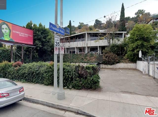 2419 Hyperion Avenue, Los Angeles (City), CA 90027 (#21764114) :: The Kohler Group