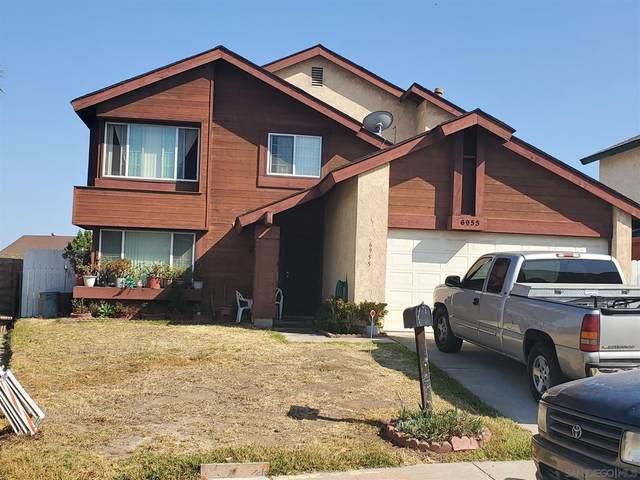 6955 Simi Place, San Diego, CA 92139 (#210020670) :: Latrice Deluna Homes